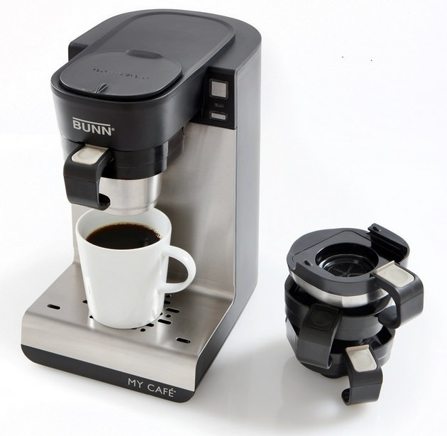 Bunn My Cafe MCU Single Cup Home Coffee Brewer