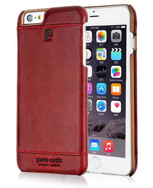 Premium Leather Case for iPhone 6s & 6
