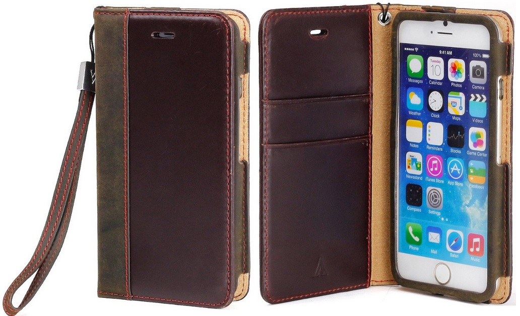 Wallet Case for iPhone 6S & 6 by AceAbove