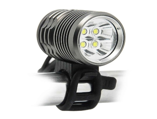 ugoe Ultra Powerful 4500 Lumens Rechargeable Bike Light