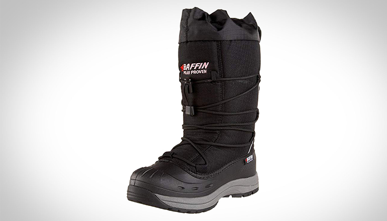 women's ice fishing boots