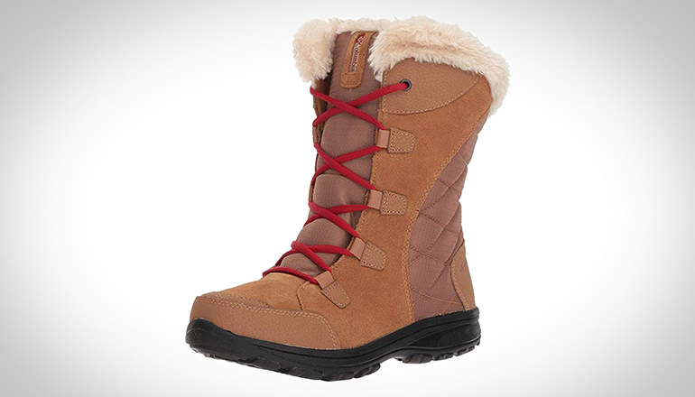 ice fishing boot for women