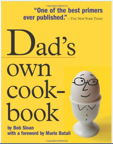 cooking book for dad