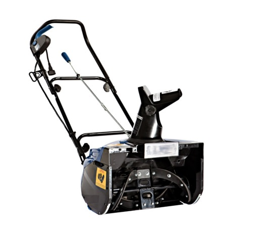 Snow Joe SJM988 Snow Thrower With Headlight