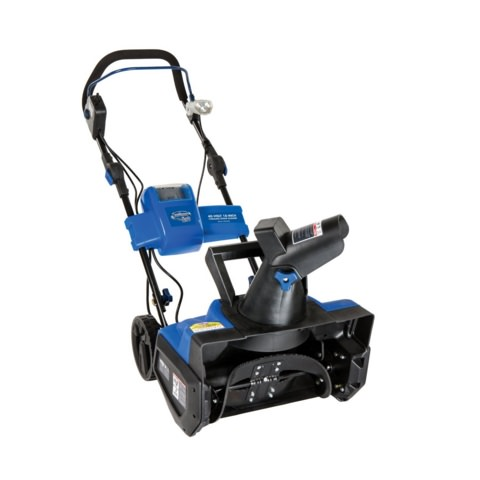 Snow Joe iON18SB Ion Cordless Snow Blower with Rechargeable Battery