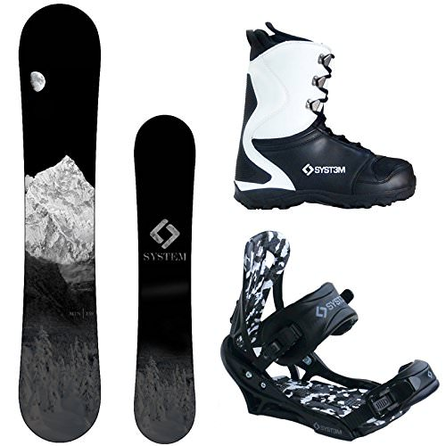 best snowboarding package for men