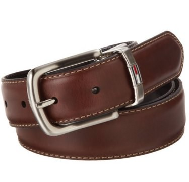 Tommy Hilfiger Men's Leather Reversible Belt