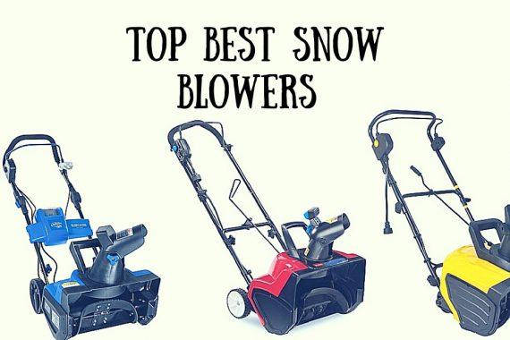 Top Best Snow Blowers