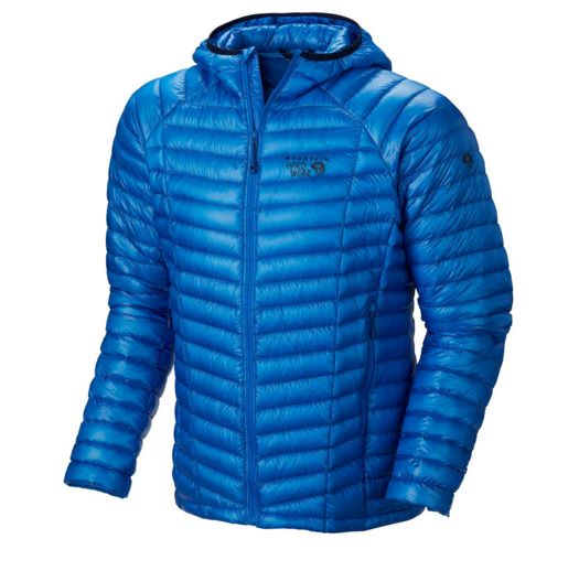Mountain Hardwear Hooded Ghost Whisperer Down Jacket