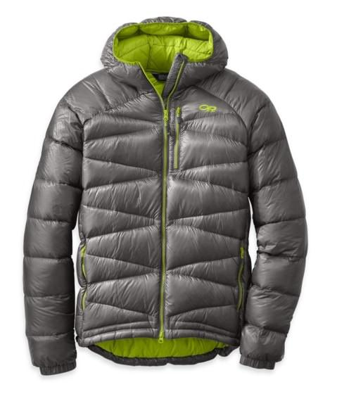 Best Down Jacket for Mountain Climbing