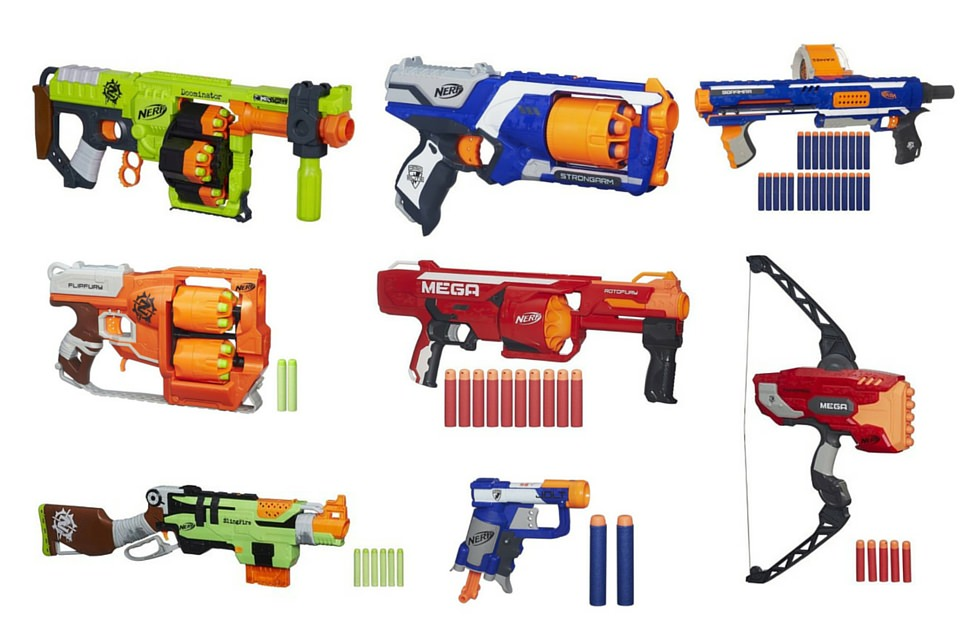 10 Top Best Nerf Guns For Sale 2018 Ultimate Buying Guide