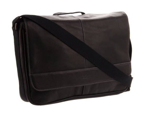 messenger bag of office