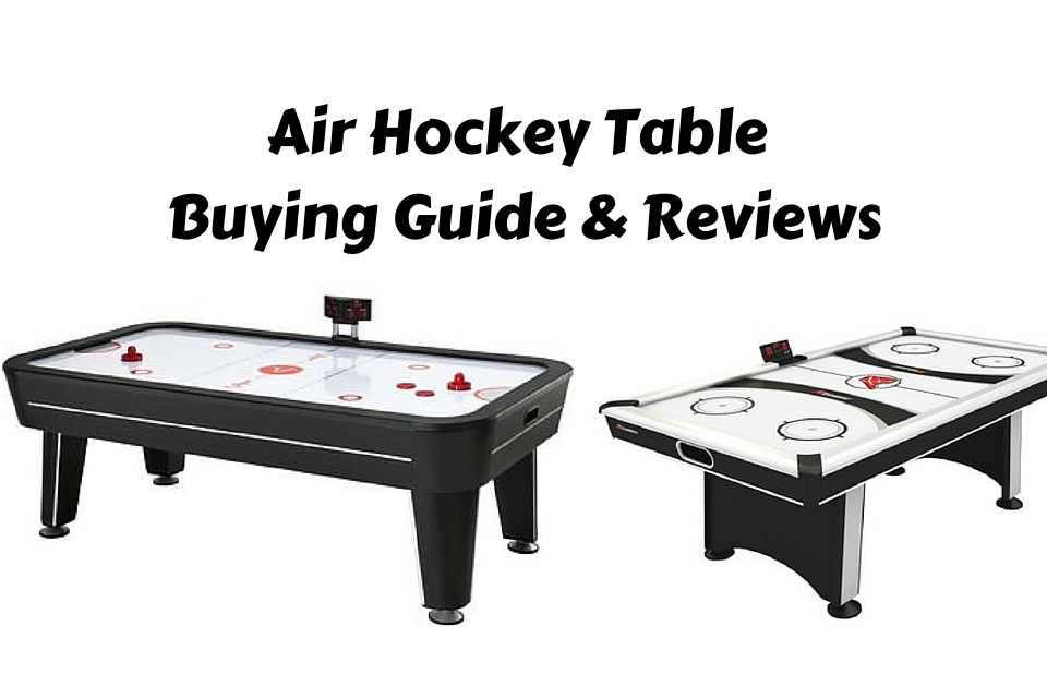 Top Best Air Hockey Table 2017 U2013 Buying Guide U0026 Reviews