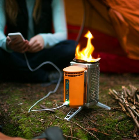 alternative fuel camping stove