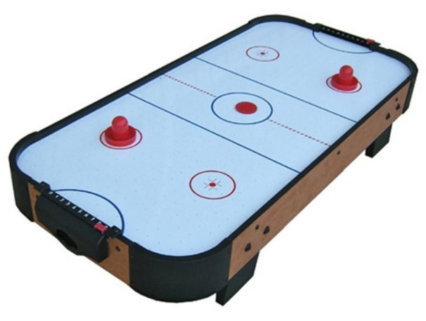 air hockey table for children