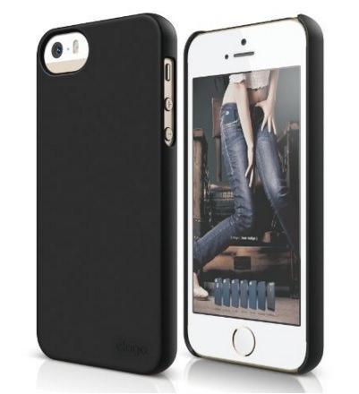Slimfit Case for iPhone SE + HD Professional Screen Film