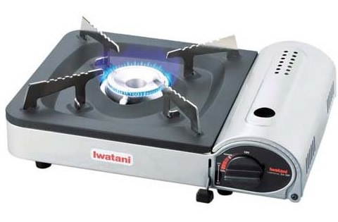 Stove Butane Single W Case 12,000 Btu