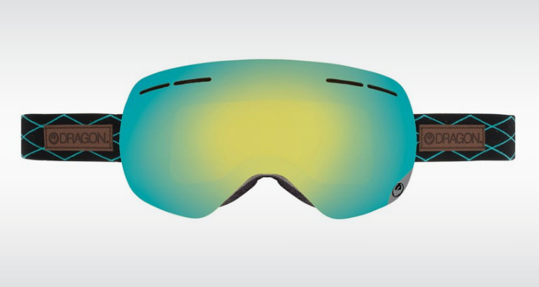 Dragon Alliance X1S Ski Goggles