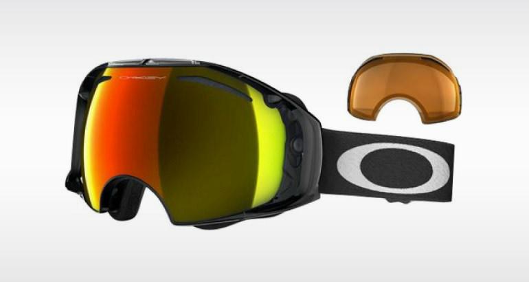 oakley snow glasses fr1q  Oakley Airbrake Snow Goggles