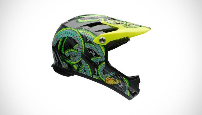 Bell Sanction BMX Downhill Helmet