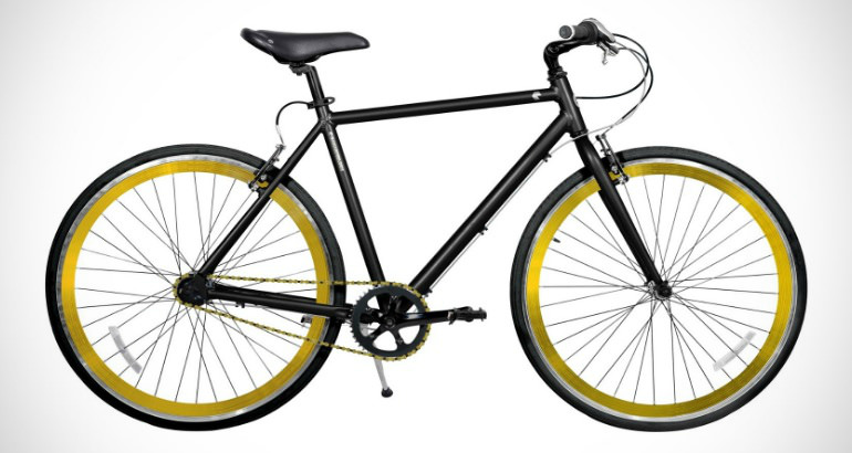 Gama Bikes Speed Cat 700c Urban Commuter Road Bicycles