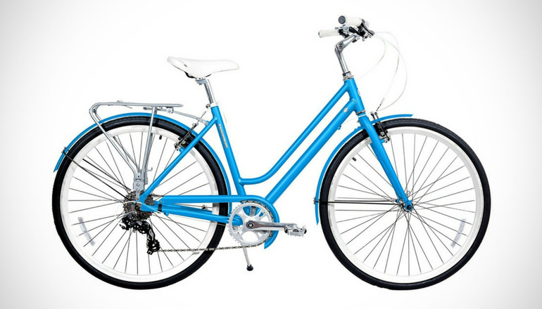 Gama Bikes Women Metropole Commuter Road Bicycle