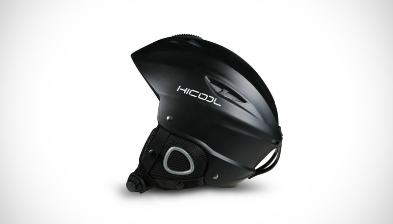 Hicool Unisex Adult Snow Sports Helmet