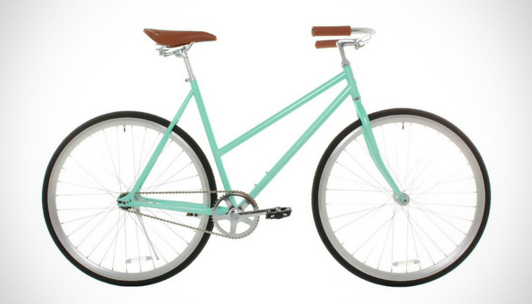 Vilano Women's Classic Urban Commuter Road Bicycle