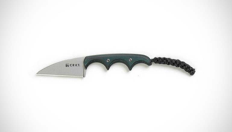 Columbia River Knife and Tool 2385 Folts Minimalist Razor Edge Knife