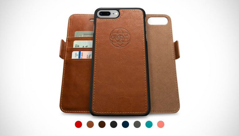 Dreem Fibonacci iP7 Wallet Case for iPhone 7 Plus