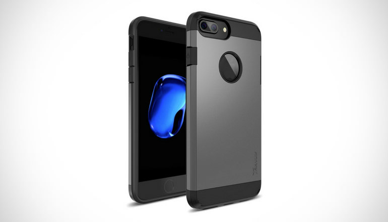 Heavy Duty iPhone 7 Plus Case by Trianium