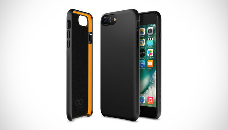 MaxBoost SnapPro Heavy Duty Extreme Shock Absorption Case for iPhone 7