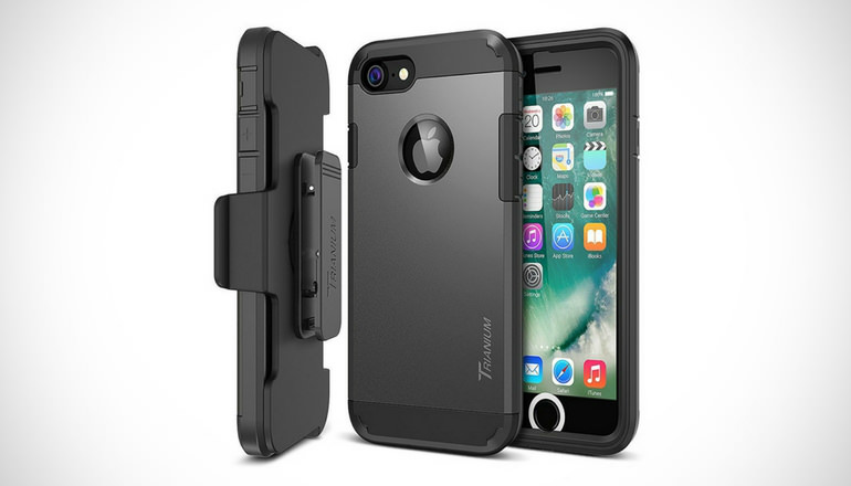 Trianium Holster Case for iPhone 7 Plus