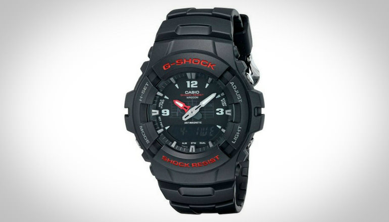 Casio Men G-Shock Classic Analog-Digital Watch