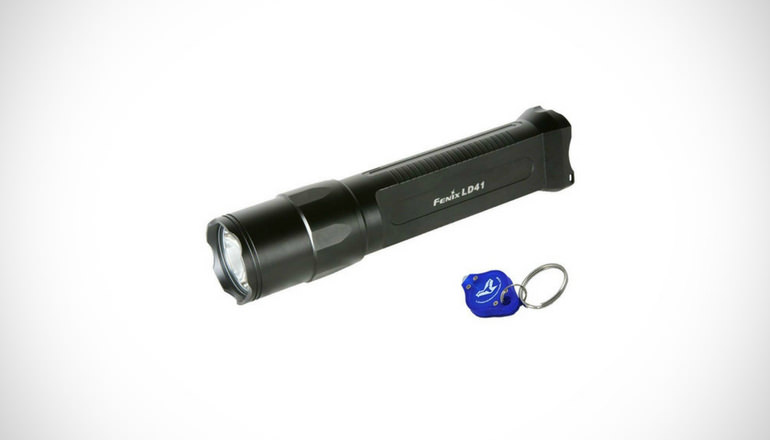 Fenix LD 41 XM-L2 U2 960 Lumens LED Flashlight