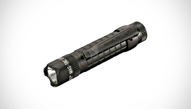 Maglite mag-Tac LED 2-Cell CR123 Flashlight