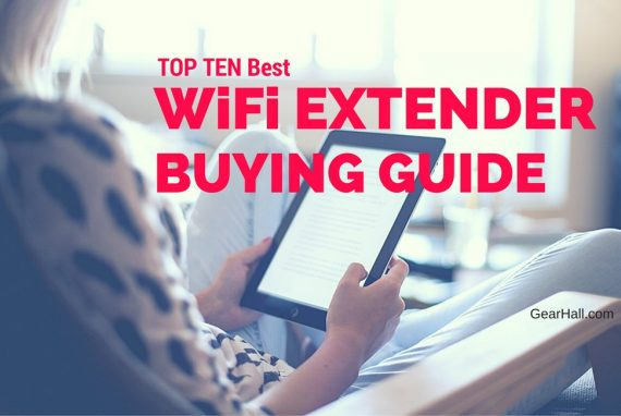 Top Ten Best WiFi Extender