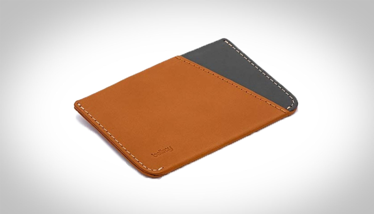 Bellroy Micro Sleeve, slim leather wallet