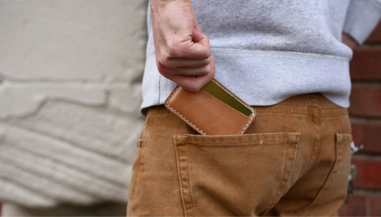 Kccousa Simple Wallet