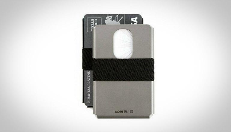 Ti5 Slim Wallet Titanium