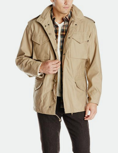 Alpha Industries Men M-65 Field Coat