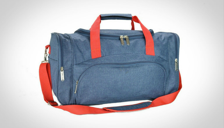 Dalix Signature Gym Duffle Bag