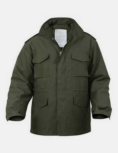 Ultra Force Olive Drab M-65 Field Jacket