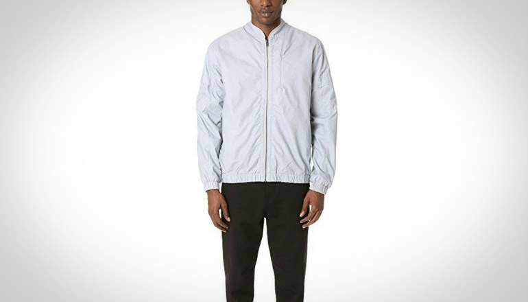Zanerobe Men Trail Bomber Jacket