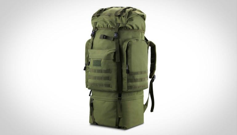 Gonex 100L Hiking Tactical Backpack