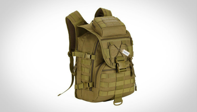 Pisfun Tactical Backpack 40L