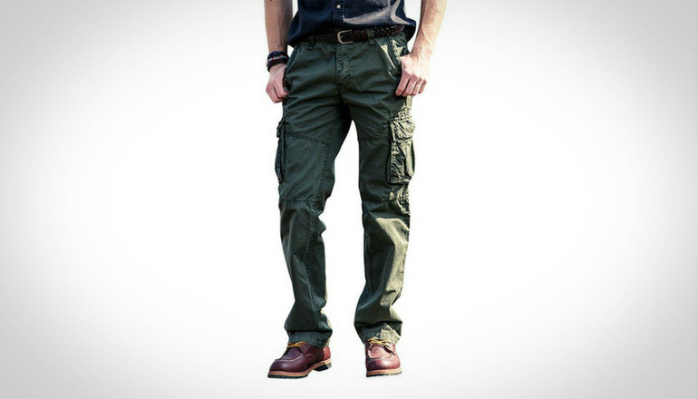 FlyHawk Men Wild Cargo Pants
