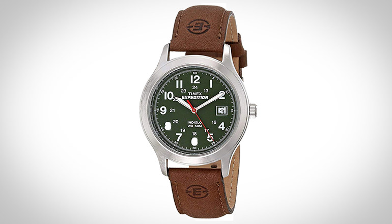 Timex Men Expedition Metal Field Watch