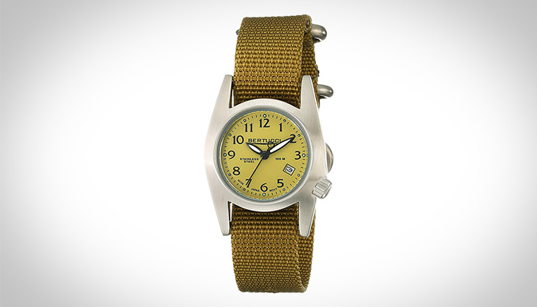 Bertucci M-1S Women's Field Watch