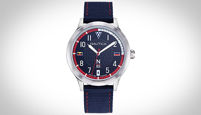 Nautica N83 Men's Crissy Field Watch